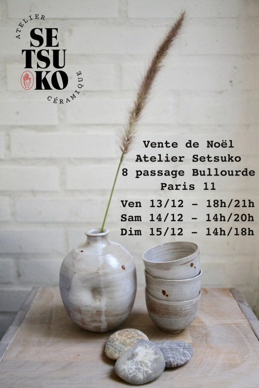 Flyer vente Noël 2019